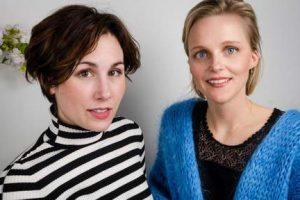 Miriam en Sabine