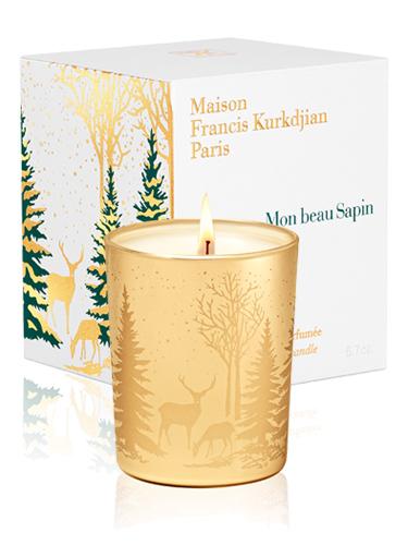 Mon Beau Sapin van Maison Francis Kurkdjian, € 59 bij Senteurs d'Ailleurs