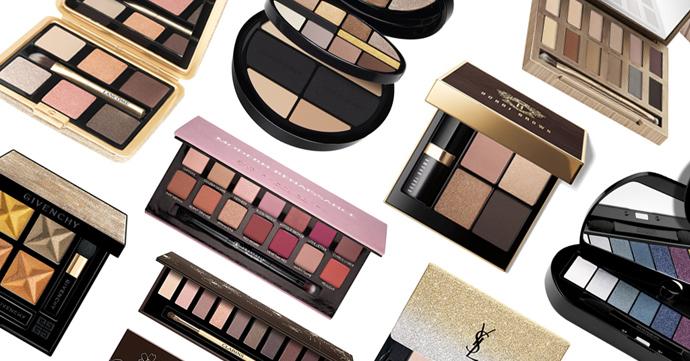 De mooiste make-up paletten om te geven (en te krijgen)