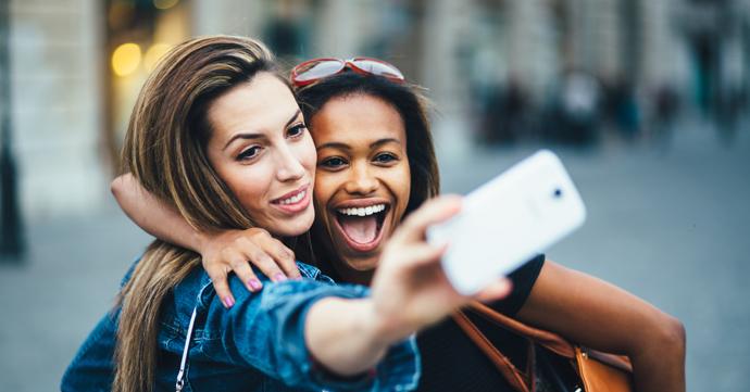 Me, my selfie & I