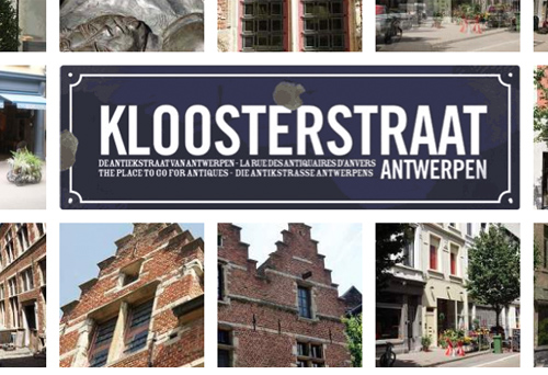 Vintage interieurshoppen in de Kloosterstraat