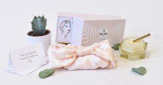 Win: een van de vijf Silke hair wraps