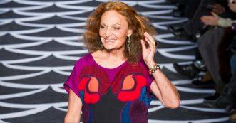 Diane von Furstenberg ontvangt eredoctoraat