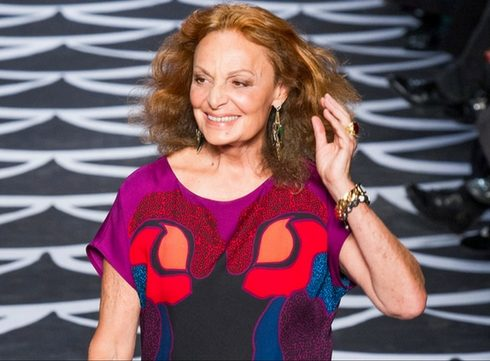 Diane von Furstenberg ontvangt eredoctoraat van UAntwerpen