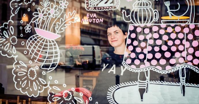 Weekendtip: uitwaaien in Oostende met Eva Mouton