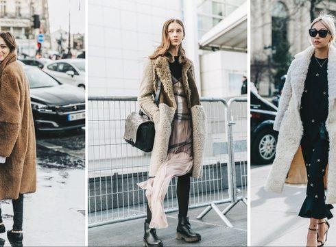 Trend: warm en stijlvol met de teddy jas