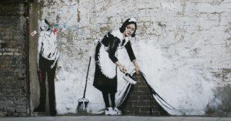 Expo: The Art of Banksy in Antwerpse Stadsfeestzaal