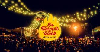 Music for Life: De Warmste Week van Studio Brussel