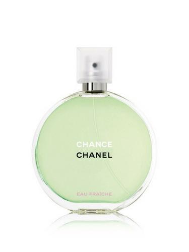 Chance Eau Fraîche van Chanel, € 61 voor 30 ml
