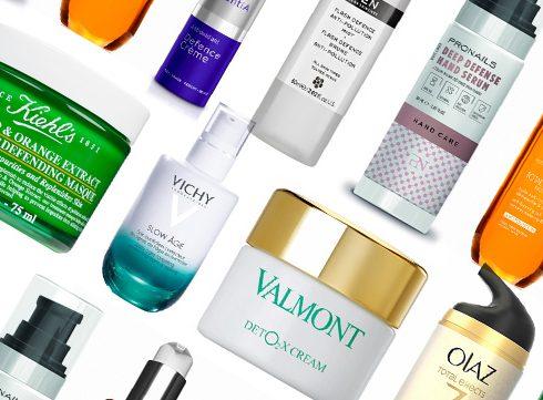 8 x huidverzorging tegen luchtvervuiling