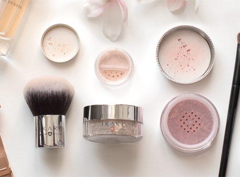 Getest: Ikari Mineral, minerale foundation, concealer en blush