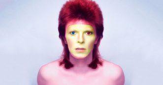 David Bowie Is: op 10 januari in Kinepolis