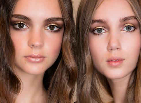 10 feestelijke make-uplooks voor het eindejaar