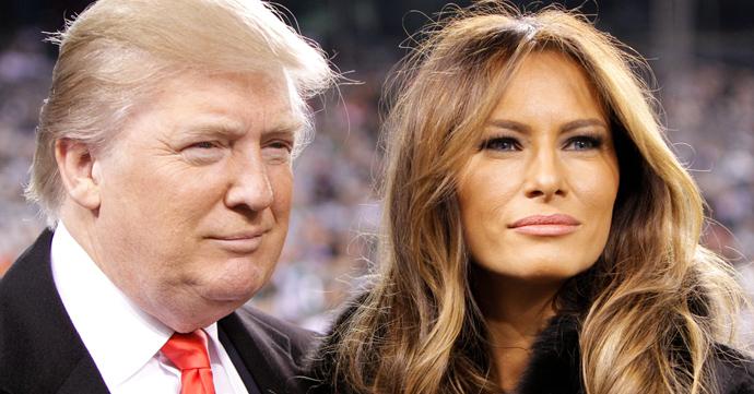 Wie zal Melania Trump (niet) kleden?