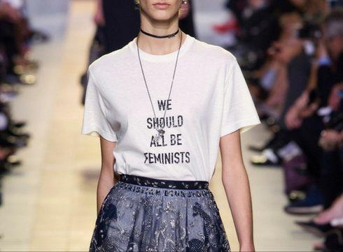 Modetrends 2017: slogans zijn de nieuwe logo's