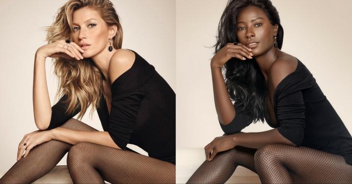 Deddeh Howard recreëert modecampagnes en pleit zo voor meer diversiteit