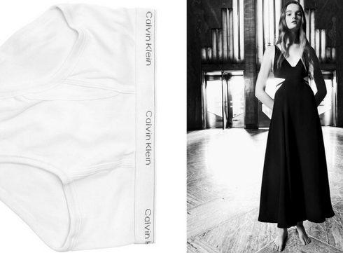Eerste beelden: Raf Simons voor Calvin Klein
