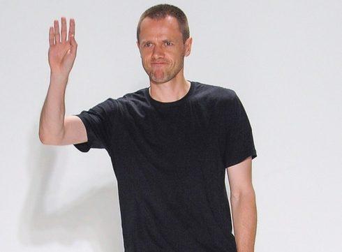 Tim Coppens presenteert womenswear tijdens beurs voor mannenmode