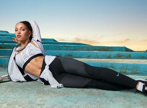 FKA Twigs schittert in nieuwe Nike campagne
