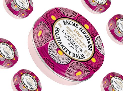 Crush of the day: de Solidarity Balm van L'Occitane