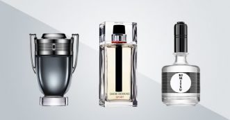 Valentijnscadeau: mannenparfum