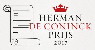 Herman De Coninckprijs 2017