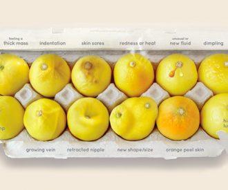 Know your lemons: de zichtbare symptomen van borstkanker