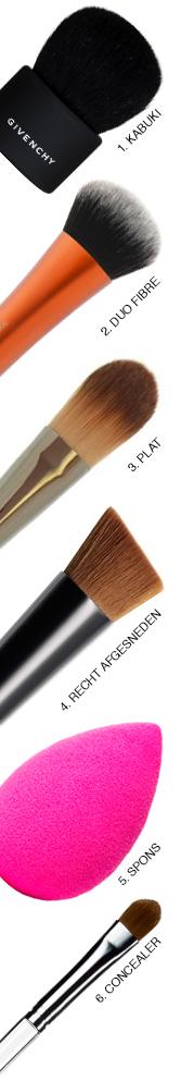 Make-upkwasten 101