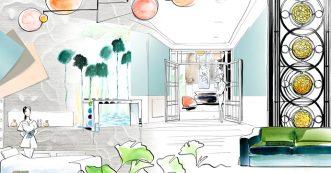 La Maison Sisley te Parijs