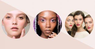 De make-uptrends voor SS17