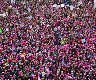 Alles over de Women's March van 21 januari