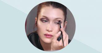 Make-up tutorial met Bella Hadid en Dior's Peter Philips