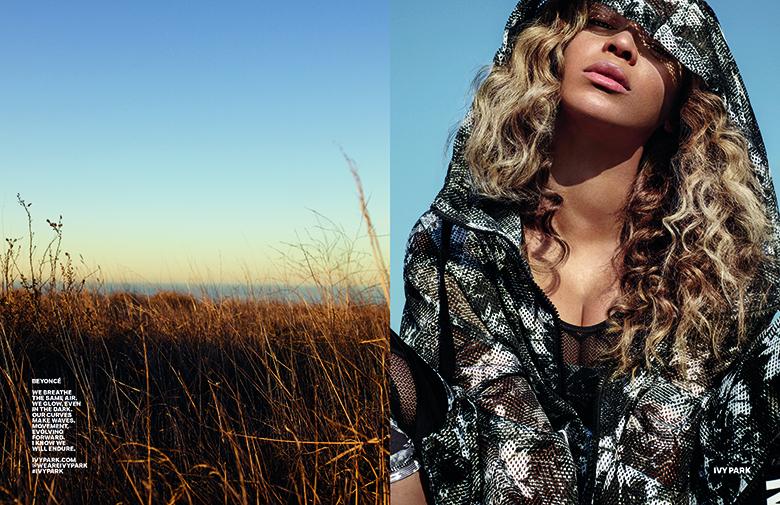 Beyoncé Ivy Park SS17