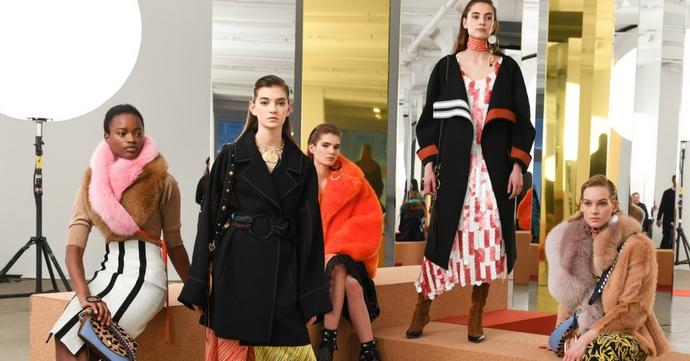 De mooiste looks van de Diane Von Furstenberg modeshow