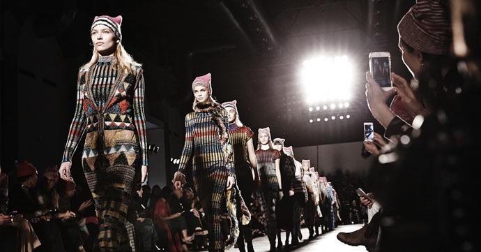 Live @ Milan Fashion Week: Dag 2