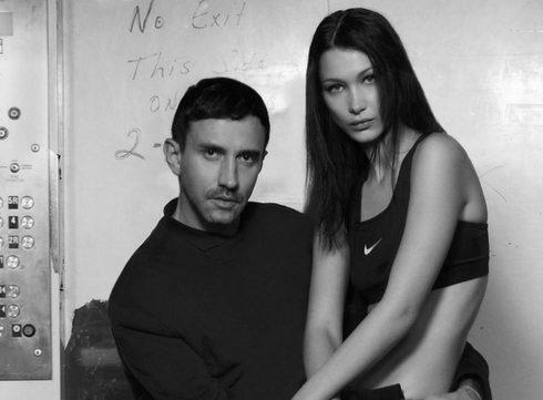 Collab: Riccardo Tisci x Nike