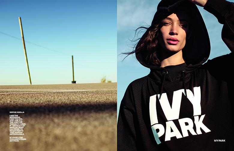 Sophie Koella Ivy Park SS17