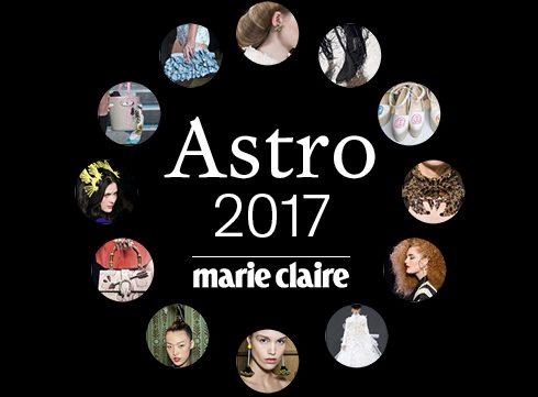 Marie Claire's grote jaarhoroscoop voor 2017