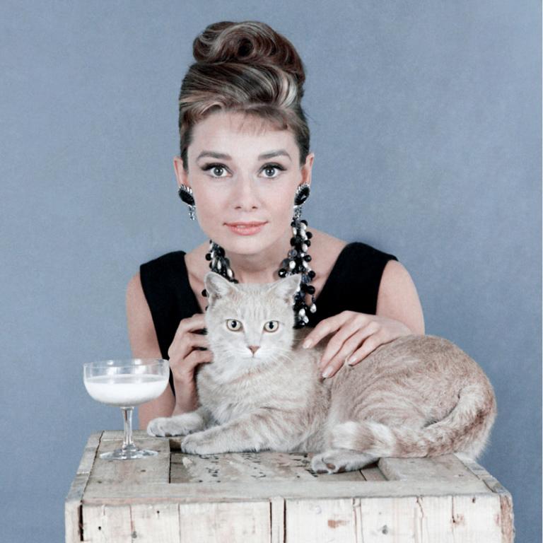 20 celebs en hun echte naam: Audrey Hepburn
