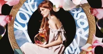 Sisley's nieuwste parfum Izia: de making of
