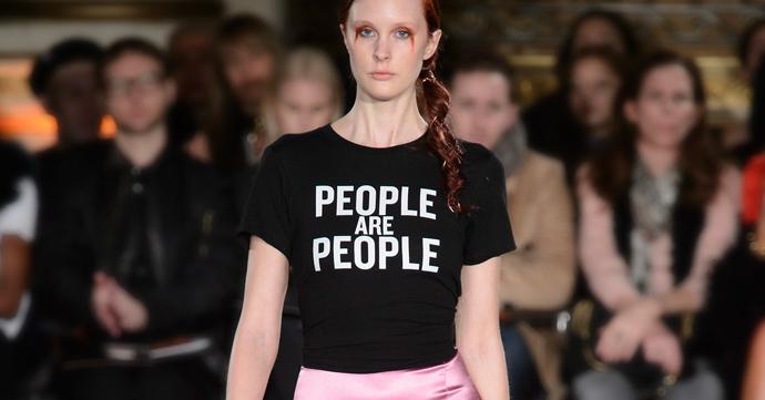 New York Fashion Week: de politieke statements