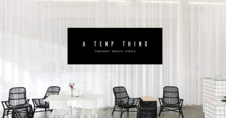 A Temp Thing: conceptstore