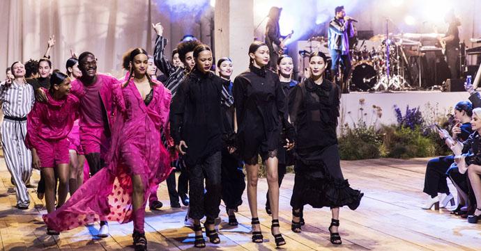 Live @ Paris Fashion Week: Dag 2