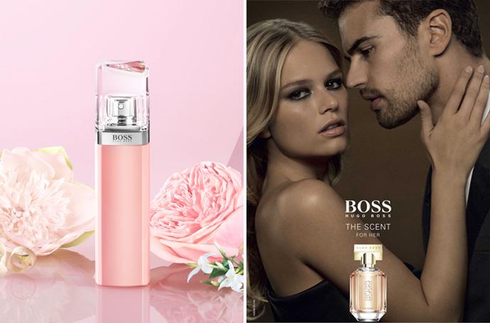 Hugo Boss parfum: Ma Vie Florale en The Scent for Her