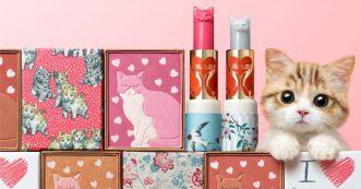 Crush of the day: de kittige make-up van Paul & Joe