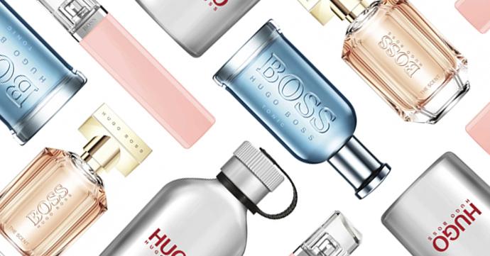 LENTEGEUREN: De nieuwe parfums van Hugo Boss