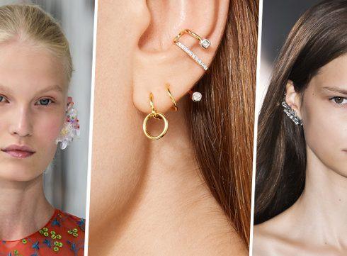 10 x juwelen om je oorpiercing in stijl te faken