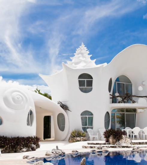Airbnb: 5 logeerplaatsen die je moet uitproberen