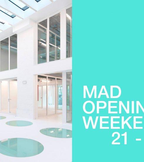 MAD opent deuren van nieuw gebouw in Brussel