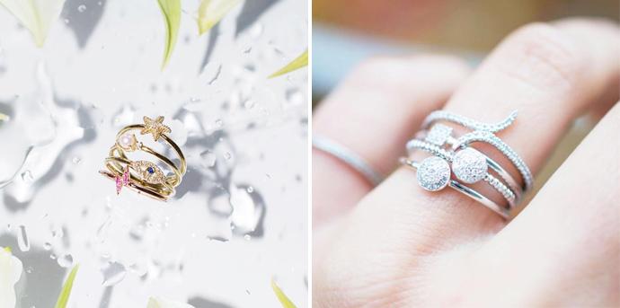 Crush of the day: de delicate sieraden van Diamanti Per Tutti